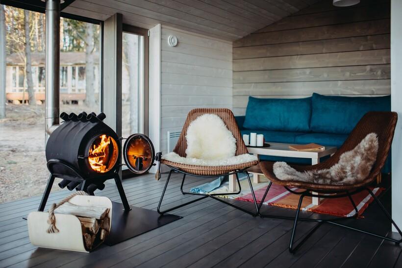 Загородный отель Pine River — ваш теплый и уютный отдых за городом