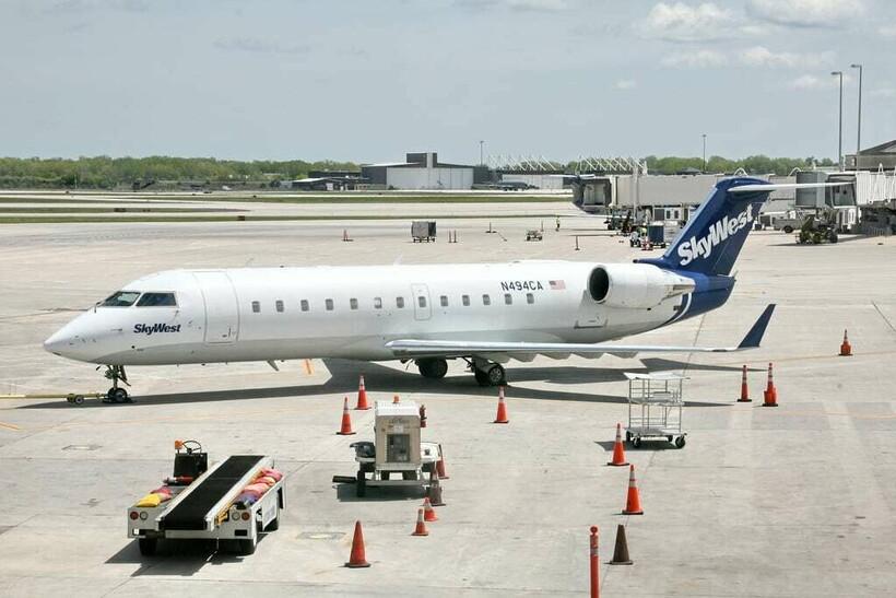 В США больше 13 тысяч аэропортов