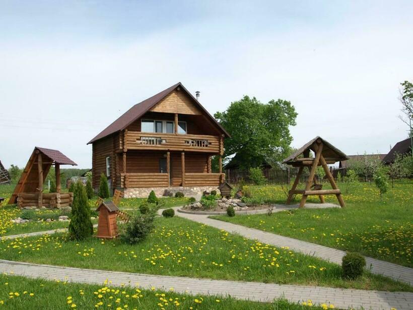 Дом для отдыха для туристов