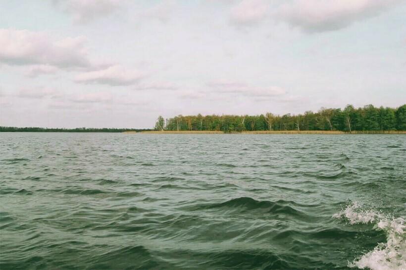 Выгонощанское озеро