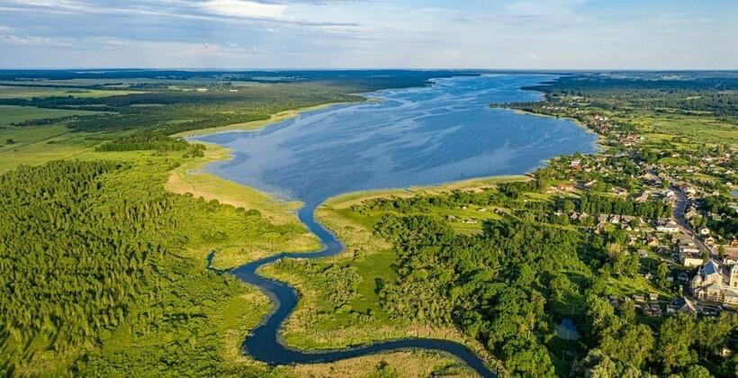 Мядельские озера