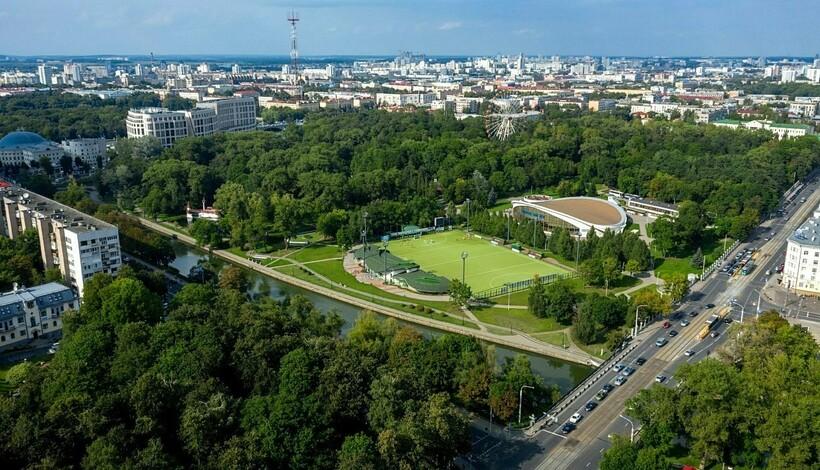 Партизанский район Минска