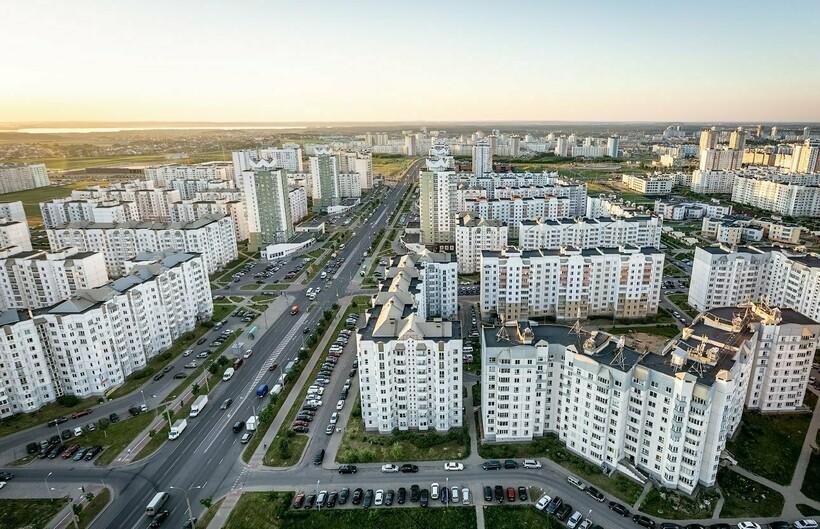 Фрунзенский район Минска