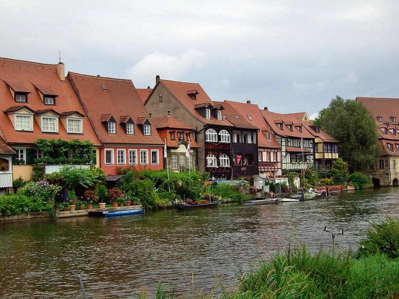 Город Бамберг
