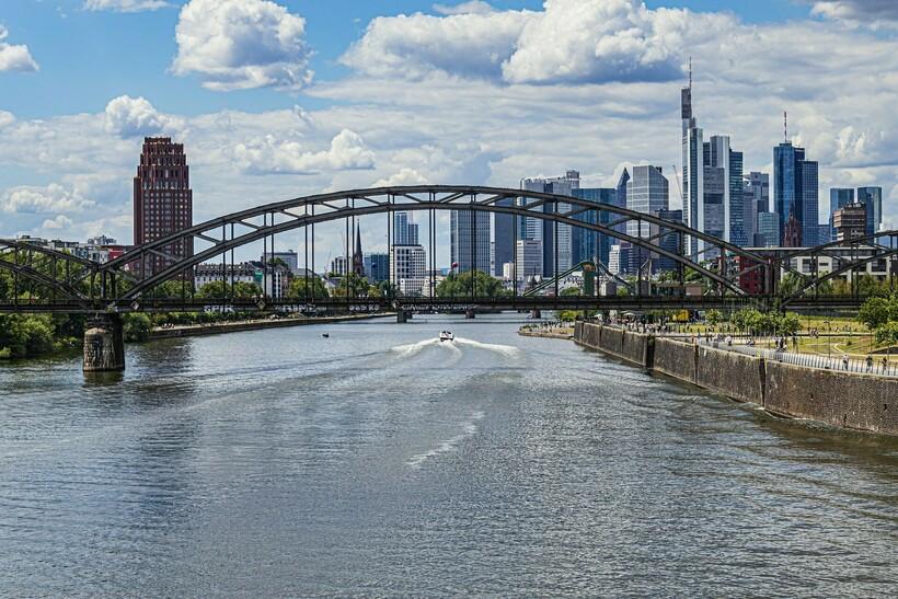Деловой Франкфурт