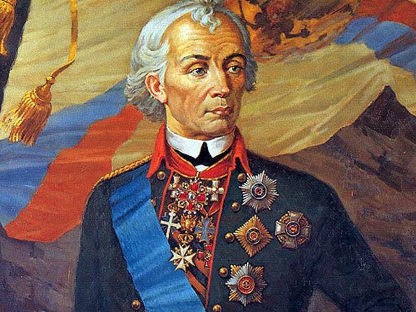 Александр Суворов тоже женил своих крепостных в приказном порядке