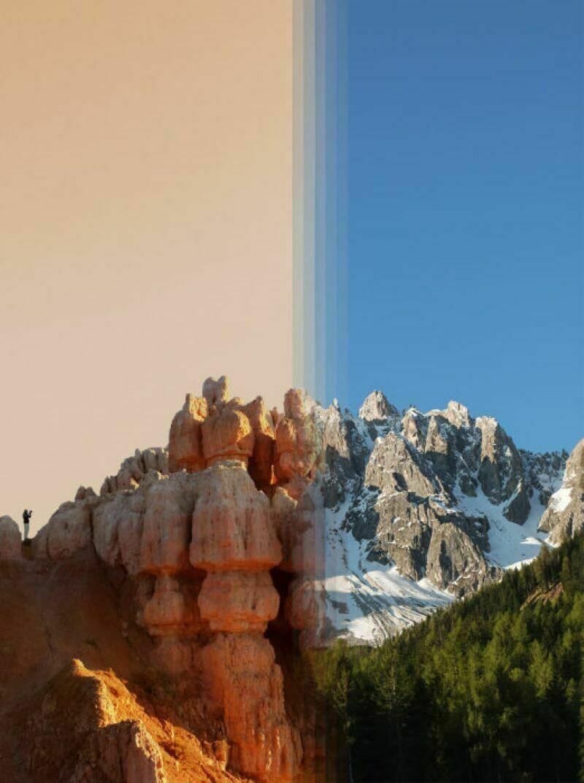 8 фотографий-близнецов, которые были сняты в совершенно разных частях света
