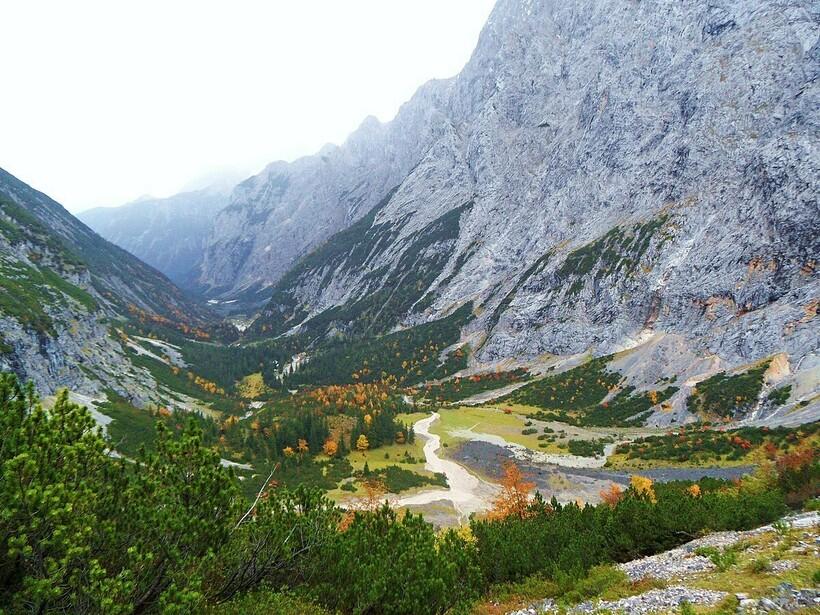 Долина Рейнталь в Баварии