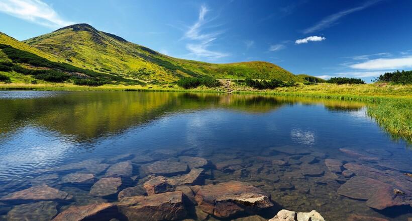 Озеро Несамовитое