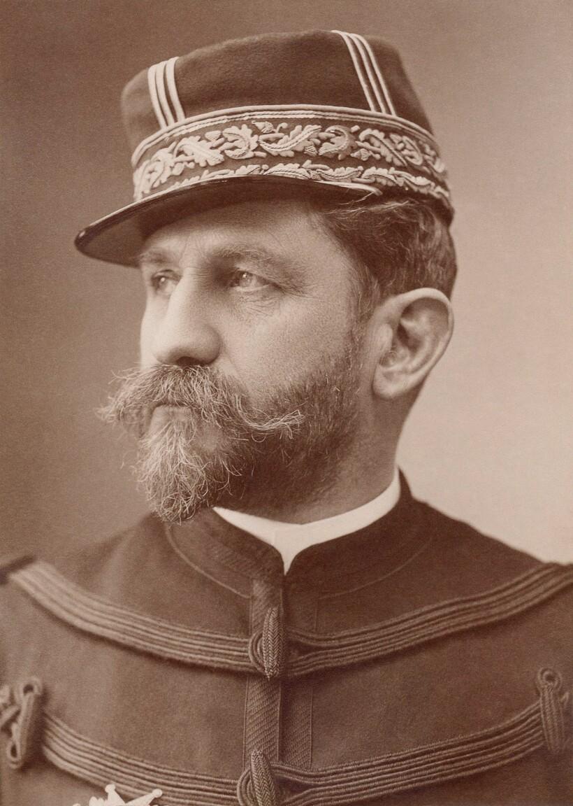 Несмотря на эмиссию агитационных марок, Жорж Буланже так и не стал диктатором
