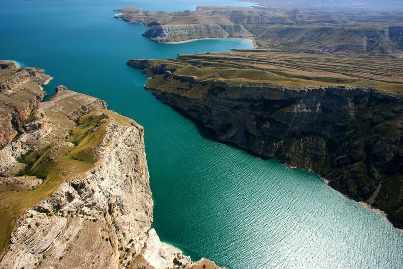 Поездка в Дагестан подойдет людям, которые обожают захватывающие пейзажи