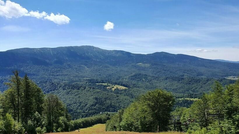 Гора Бабья
