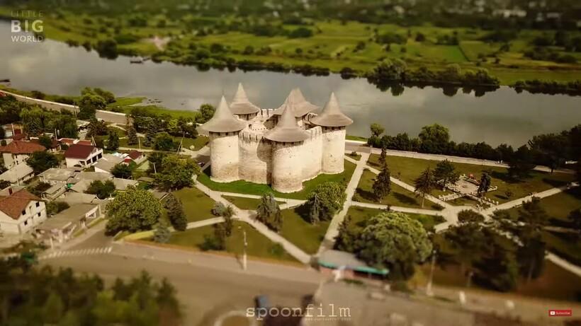 Видео Little Big World: Как выглядит Молдавия, самая малопосещаемая страна Европы