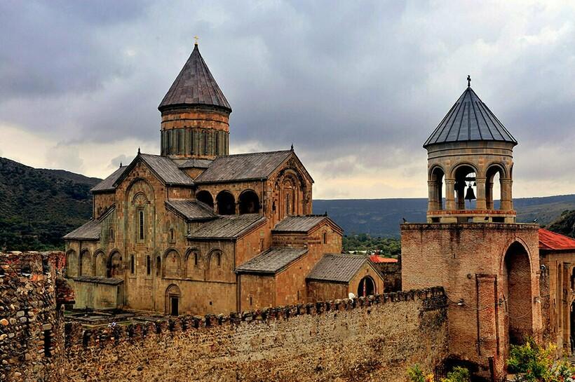 Православие — основная религия в Грузии