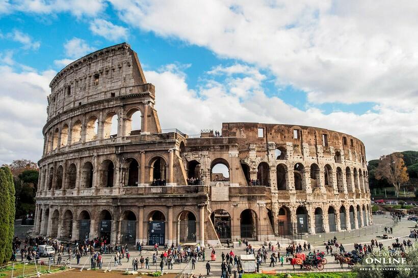 Конструкция амфитеатра продумана до мелочей