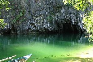Река Пуэрто-Принсеса