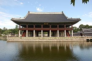 Дворцовый комплекс Кёнбоккун